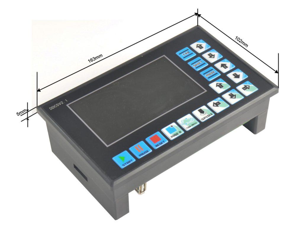 Diy Standalone Cnc Controller