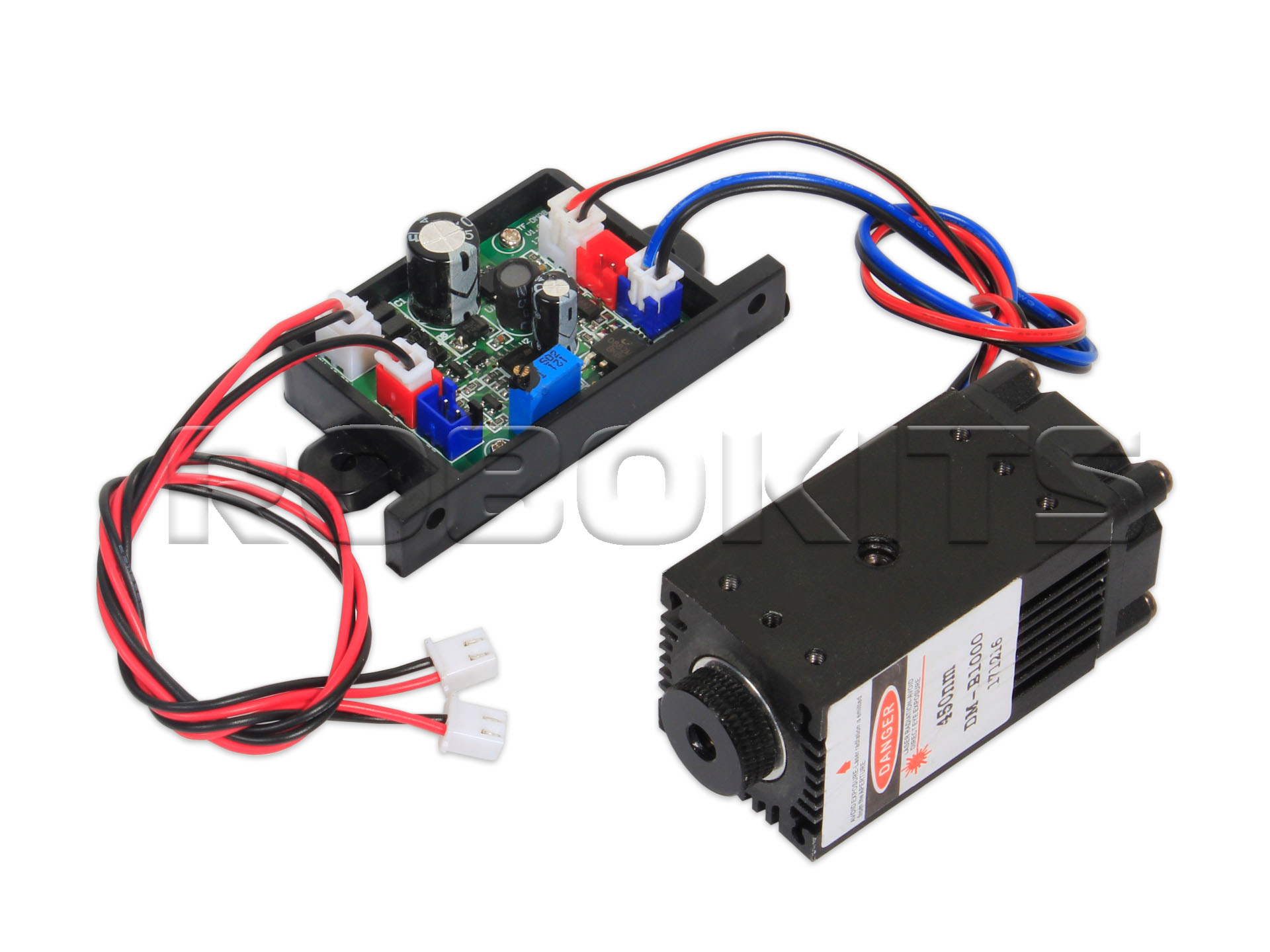 High Power Laser 2 5w 445nm For Engraving And Cutting Rki